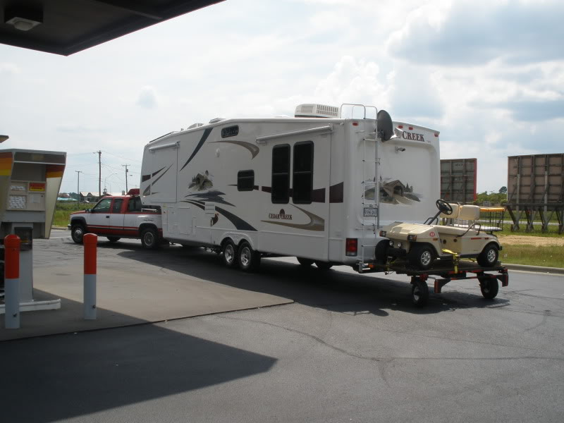 Fifth Wheel & Golf Cart - Page 3 - Forest River Forums on 2015 ez go golf cart, atv golf cart, dog golf cart, 5th wheel hitch parts list, 5th wheel travel trailers, 1950s golf caddy cart, boat golf cart, new campers golf cart, dually golf cart, 5th wheel hitches, 5th wheel hitch rails, motorhome golf cart, lifted yamaha golf cart, receiver hitch cargo carrier cart, rv trailers for golf cart,
