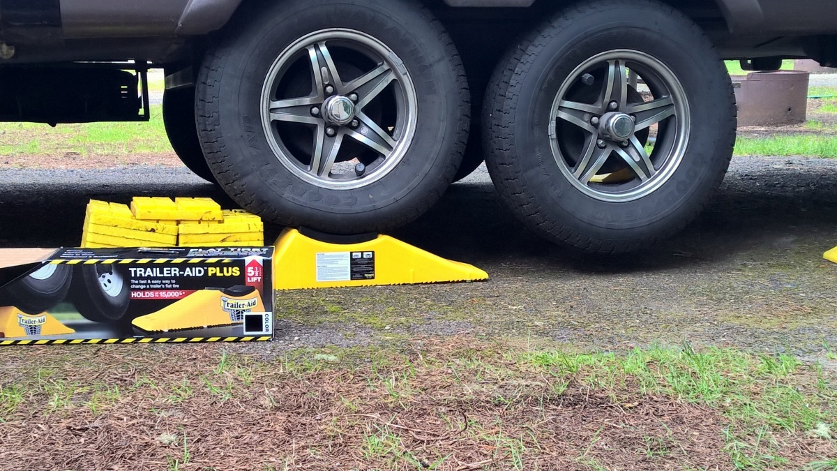 Trailer Aid Plus Tire Changing Forest River Forums