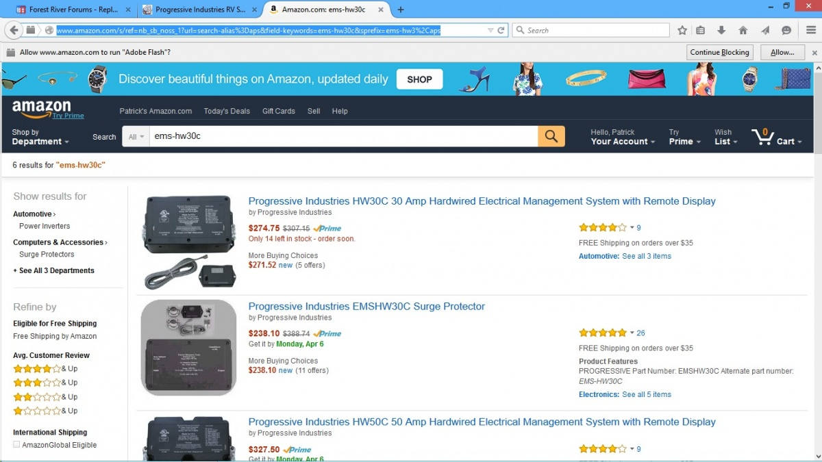 Click image for larger version  Name:screen shot amazon.jpg Views:113 Size:232.2 KB ID:73036