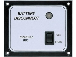 2004 GT Intellitec Battery Disconnect Panel Switch - Forest ... Harbor Freight Battery Disconnect Switch Wiring Diagram on