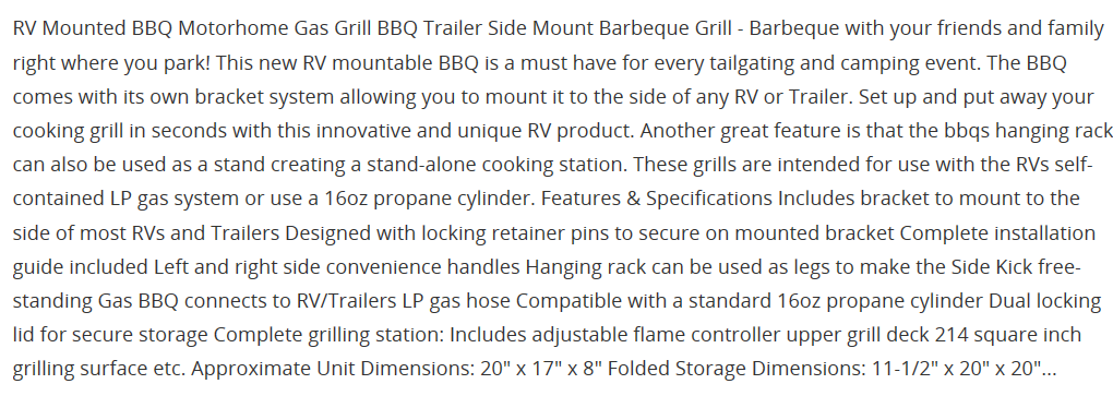 Click image for larger version  Name:LP_Grill_RV1801RV_description.png Views:97 Size:111.9 KB ID:78864