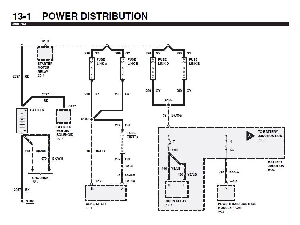 Chassis Wiring Diagram International 4200
