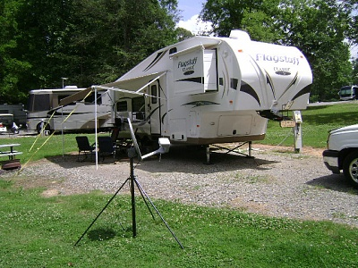 Click image for larger version  Name:Awning Tie Downs anchored.JPG Views:132 Size:133.7 KB ID:95023
