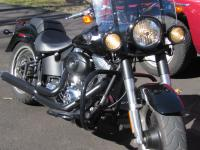 Any biker that enjoys RVing or  any RVer that enjoys motorcycling