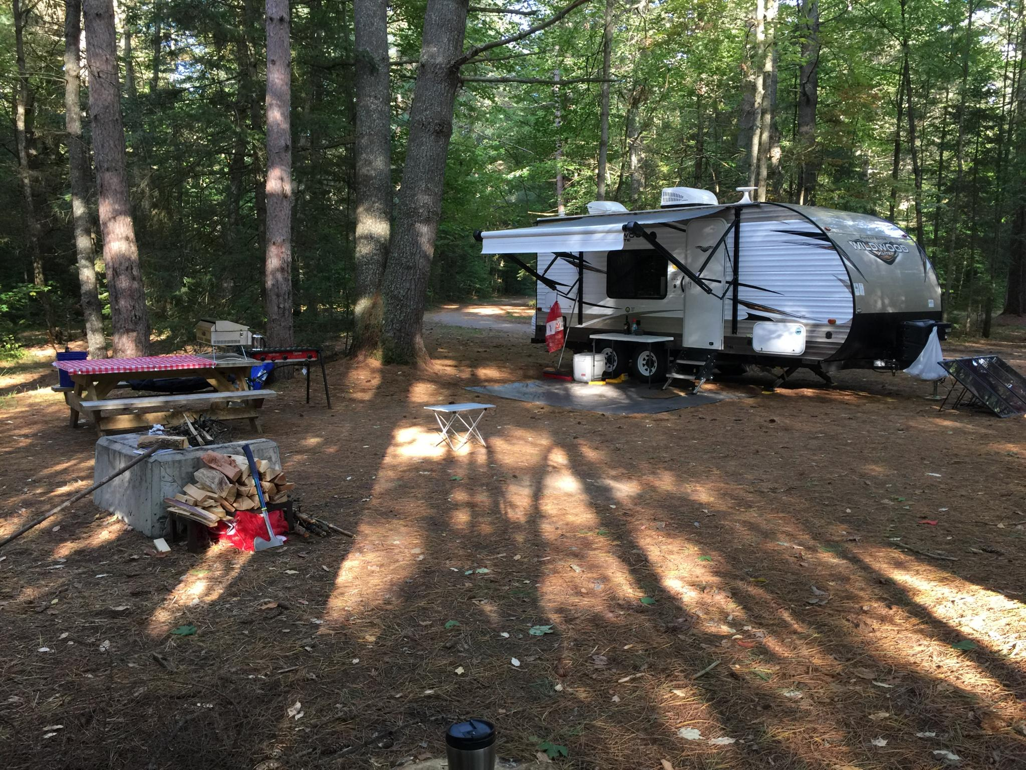 CAMPY :: 2018 Forest River Wildwood 171RBXL - Forest River