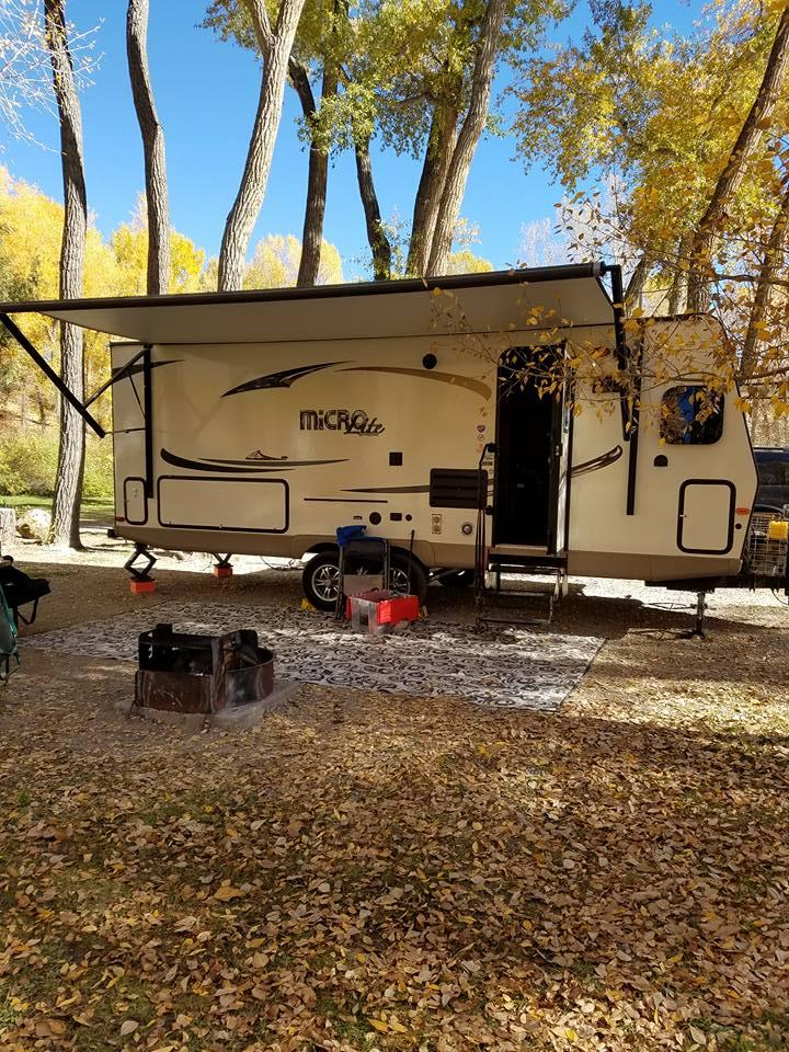 The Nest 2017 Flagstaff Microlite 25 Fks Forest River