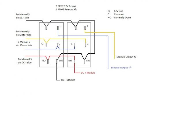 lazy man s power awning mod page forest river forums i thought i d add this wiring diagram it s rjhuser mod from post 100