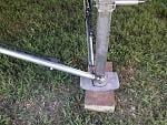 Home made stabilizers/ cargo bar locks