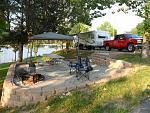 Baxter C.O.E. Campground 5-18-2012