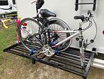 Bike on Rack