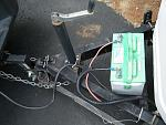 Upgrade to electric trailer jack