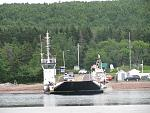 little ferry at Englishtown