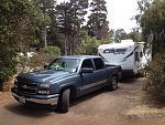 Camping at Morro Bay
