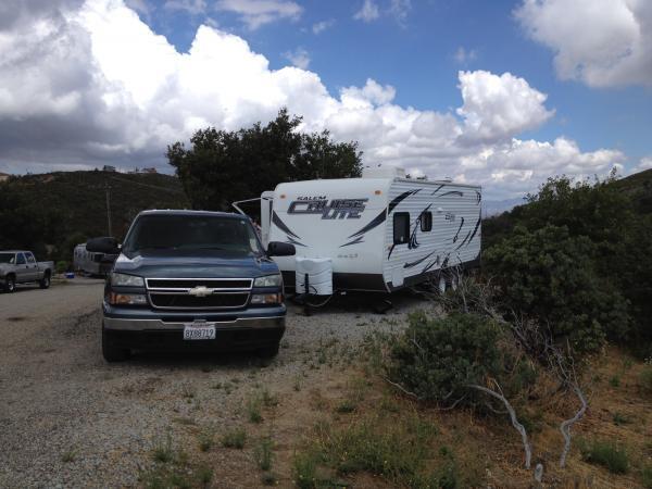 KQ Ranch Resort - In Beautiful Julian, CA - YouTube