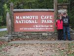 Mammoth Cave / Nolin Lake State  park 2013