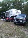 camping,4 wheeler ride 3.13  004