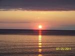 Sunsets at Brennan Beach RV Resort