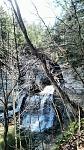 Upstream of Buttermilk Falls  Ithaca New York