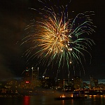 4th of July 2014, Fireworks over Portland