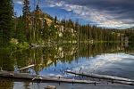 Summer Storm, Cliff Lake
