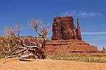 West Mitten, Monument Valley Tribal Park