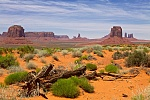 Artists Point, Monument Valley Tribal Park