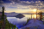 Crater Lake & Oregon Coast 2015