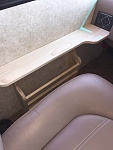 2014 Georgetown 351DS - Driver Armrest