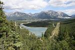 Grassi Lakes trail, Canmore, Alberta