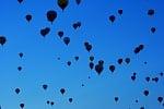 Balloon Feast at Albuquerque NM