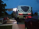 Spokane RV Resort, Deer Park, WA