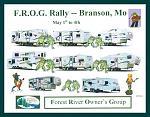 F.R.O.G. Rally in Branson