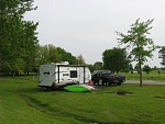 Indian Lake State Campgrounds Ohio