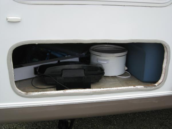 Forest river forums oregoncamper 39 s album window and for Garage door repair round lake il