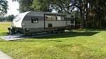 Our new travel trailer